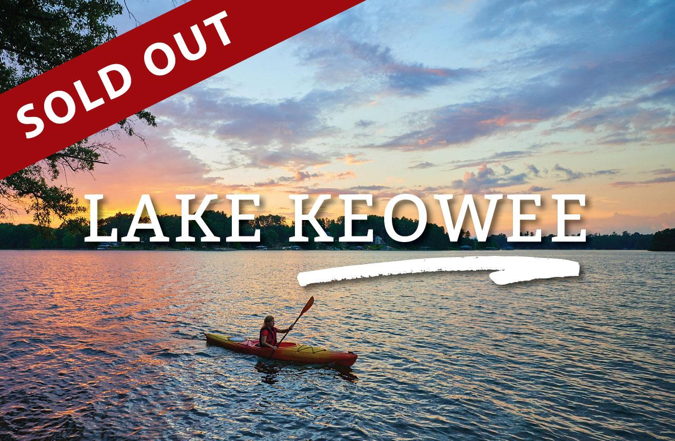 Lake Keowee property